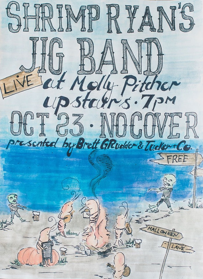 LIVE! @ Molly Pitcher Upstairs Hero Image