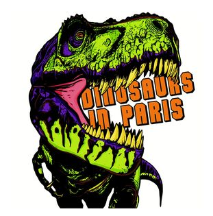 LIVE @ MP feat. Dinosaurs In Paris Hero Image